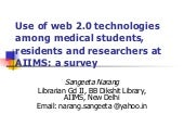 Use Of Web 2