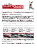 Find Cheap Prices On Used Cars In Orlando