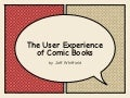 User Experience of Comic Books