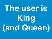 User is king - #ittinget