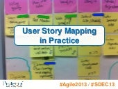 User Story Mapping in Practice