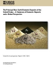 USGS: The Principal Rare Earth Elem...