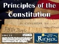 Principles of the Constitution (USHC 1.5)