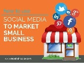 Using Social Media to Market Your Small Business