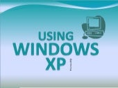 Using Windows XP