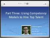 Using Competency Model to Hire Top ...