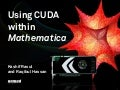 Using Cuda Within Mathematica