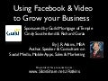 Using Facebook & Video to grow your Business