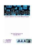Using Social Media eBook