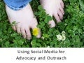 Using social media for advocacy and outreach