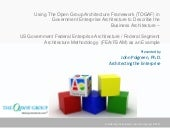 Using togaf™ in government_enterpri...