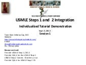 USMLE STEP 2, Individualized Tutori...