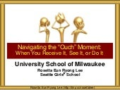 USM Navigating Ouch Moments