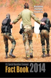 USSOCOM Fact Book 2014