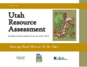 Assessment of Utah's Agricultural R...