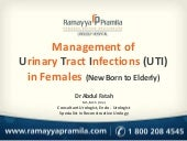 Management of Urinary Tract Infecti...