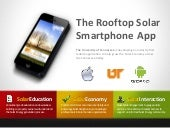 UT Sunshot – Overview of Rooftop So...