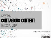 Creating Contagious Content On Social Media: What Retail Brands Must Do To Get More Fans, More Engagement, and More Sales.