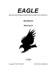 Eagle Handbuch V6 manual de - PCB-D...