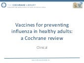 Vaccines for-preventing-influenza-c...