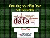 Securing big data (july 2012)