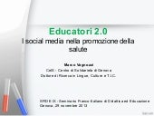"""Educatori 2.0. I social media nell..."