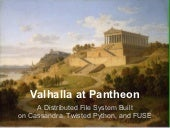 Valhalla at Pantheon