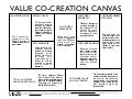 Value co creation canvas by wim rampen