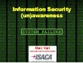 Information security awareness (sept 2012) bis handout