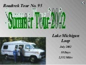 Van Tour 95 Great Lakes 2002