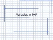 Variables In Php 1
