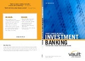 Career Guide Investment Banking