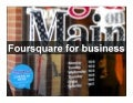 Foursquare for Business & Retail