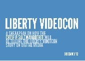 Liberty Videocon cookbook