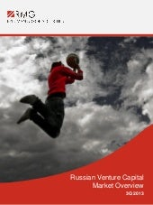 Russian Venture Capital Market Over...