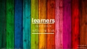Learners Don't Color Within the Lines