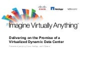 Dynamic Data Centers - Taking it to the next level