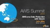 AWS Summit Sydney 2014 | AWSome Data Protection with Veeam - Session Sponsored by Veeam