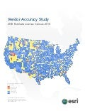 Vendor Accuracy Study: 2010 Estimates vs. Census 2010