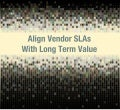Align Vendor SLAs with Long Term Value