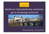Le marketing territorial et l'attra...