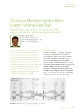 Case history : Vibration monitoring...