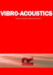 Vibro acoustics catalogue