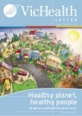 Healthy Planet, Healthy People:  Shaping a Sustainable Healthy Future
