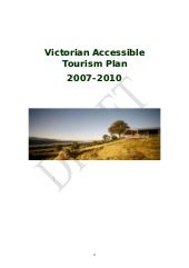 Victora Accessible Tourism Plan 200...