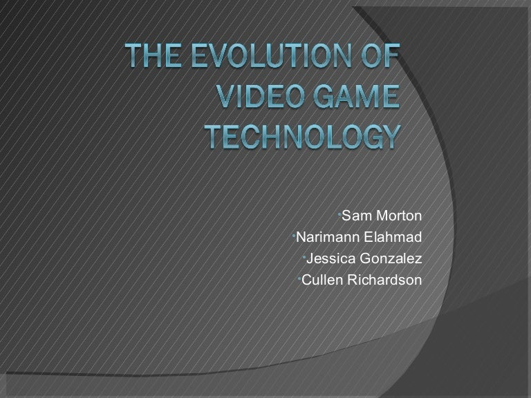 What would be some examples for this topic, the effect of video games on children?