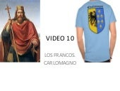 Video 10 los francos carlomagno
