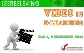 SBO opleiding Video in e-Learning, dag 1