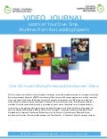Video journal Flier
