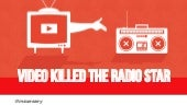 Video Killed the Radio Star: Marketing in the Infinite Environment